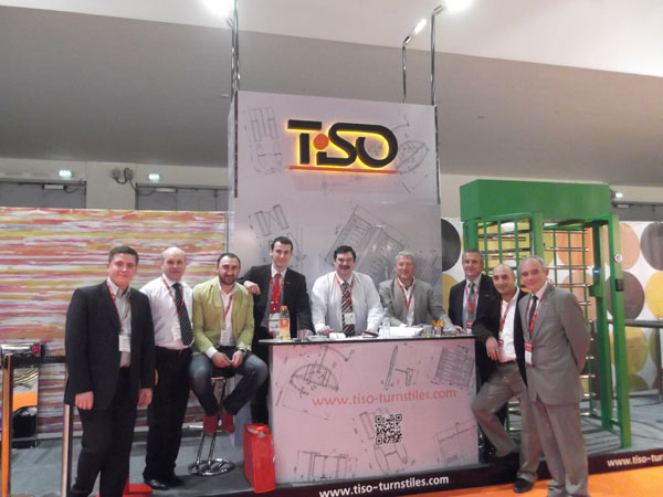 команда ТиСО, INTERSEC-2013