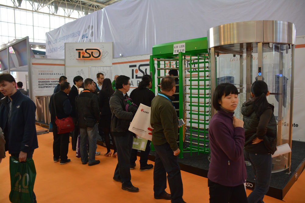 turnstiles, security china 2014