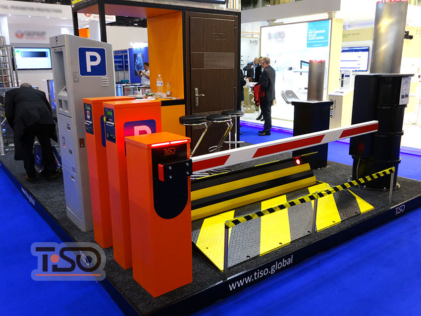 Arm barrier, IFSEC-2016